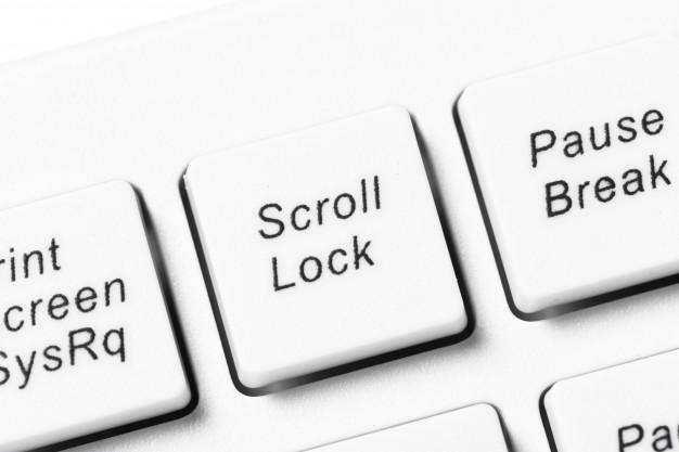 Scroll Lock Key