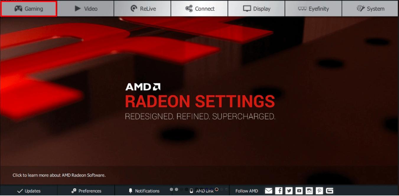 Undervolting AMD GPU