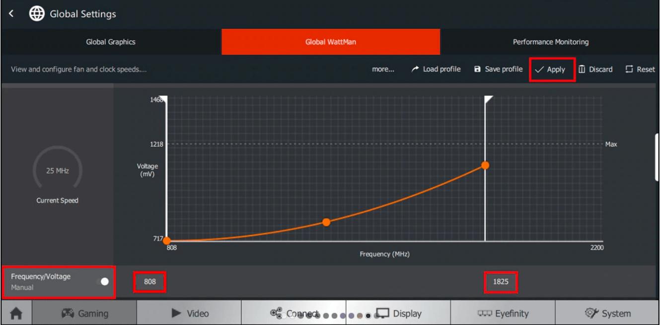 Undervolting AMD GPU 2